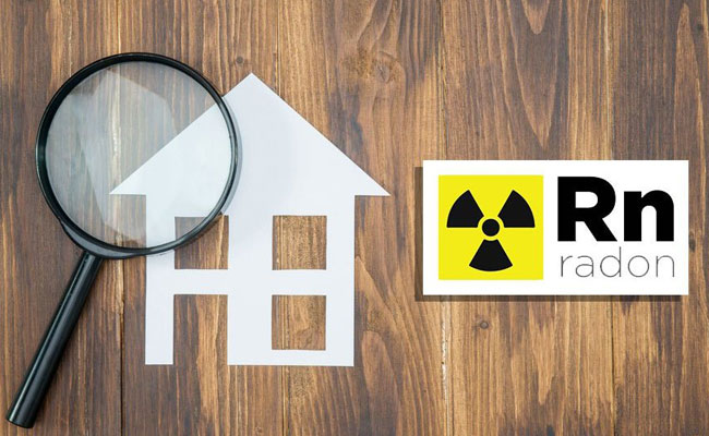 radon home inspection service