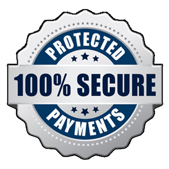 secure and protected payments