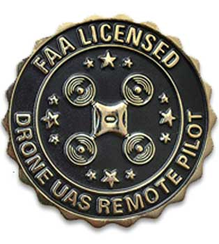 flight and aviation drone license