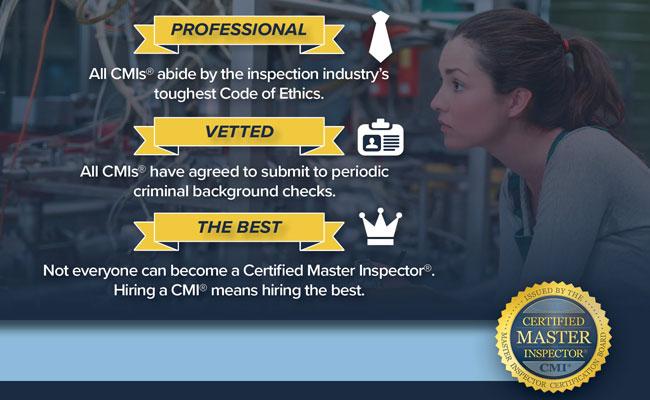 certified master inspector details